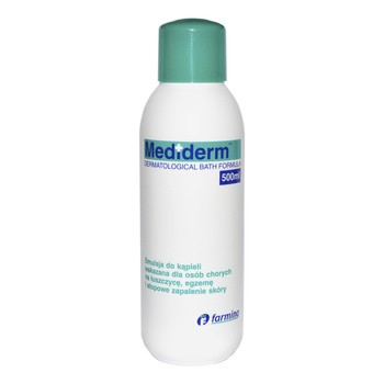 Mediderm Bath, emulsja do kąpieli, 500 ml