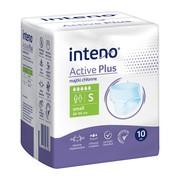 Inteno Active Plus, majtki chłonne, S, 10 szt.