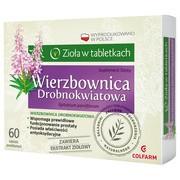 Wierzbownica drobnokwiatowa, tabletki powlekane, 60 szt.