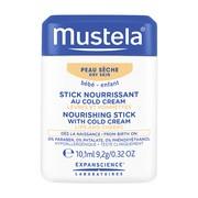 Mustela Bebe-Enfant, sztyft ochronny z Cold Cream, 9,2 g
