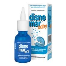 Disnemar baby, fizjologiczny roztwór donosowy, 25 ml