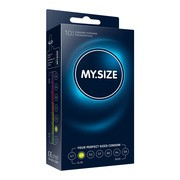 MY.SIZE, prezerwatywy, rozmiar 49 mm, 10 szt.