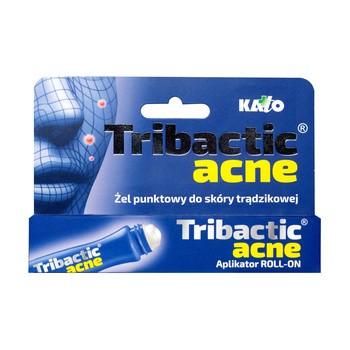 Tribactic Acne, żel punktowy do skóry trądzikowej, 15 ml