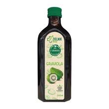 ZIELNIK DOZ Graviola, sok, 500 ml