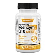Pharmovit Organiczny koenzym Q10, 120 mg, kapsułki, 60 szt.