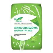 Bio Planet mąka orkiszowa, razowa, typ 2000, bio, 1 kg