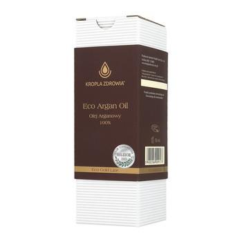 Kropla Zdrowia Eco Argan Oil, olejek arganowy, 50 ml