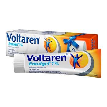 Voltaren Emulgel 1%, 10mg/g, żel, 150 g
