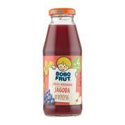 Bobo Frut 100%, sok jabłko, winogrona i jagody, 4 m+, 300 ml