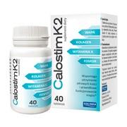 Calostim K2, tabletki, 40 szt.