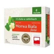 Morwa Biała Forte, tabletki, 30 szt.