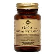 Solgar Ester-C Plus 1000 mg Witaminy C, tabletki, 30 szt.