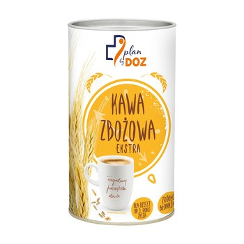 Plan by DOZ, kawa zbożowa ekstra, 130 g