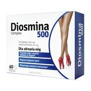 Diosmina 500 Complex, tabletki powlekane, 60 szt.
