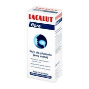 Lacalut flora, płyn do higieny jamy ustnej, 300 ml