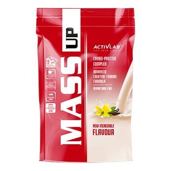 MASS UP Activlab Pharma, smak waniliowy, proszek, 1200 g