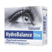Starazolin HydroBalance One, krople oczne, 12 x 0,5 ml