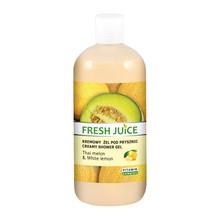 Fresh Juice, Thai melon & White lemon, kremowy żel pod prysznic, 500 ml