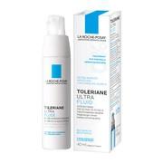 La Roche-Posay Toleriane Ultra Fluid, intensywna pielęgnacja kojąca do twarzy i pod oczy, 40 ml