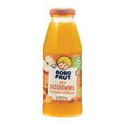 Bobo Frut 100%, sok jabłko, marchew, brzoskwinia, winogrona, 6 m+, 300 ml