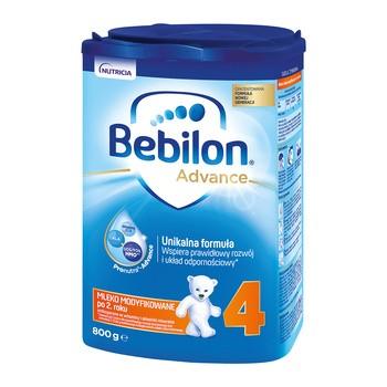 Bebilon 4 Pronutra-Advance, mleko modyfikowane, 800 g