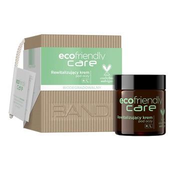 Bandi Eco Friendly Care, rewitalizujący krem pod oczy, 25 ml