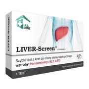 Liver-Screen, test do badania wątroby, 1 szt.