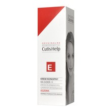 CutisHelp E, krem konopny na dzień, 100 ml
