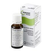 Sinusit Pascoe, krople doustne, 20 ml