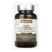 Singularis MSM Powder 100% Pure, proszek, 100 g