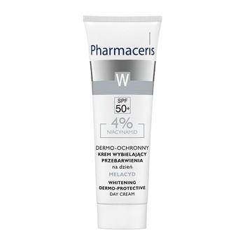 Pharmaceris W Melacyd, dermo-ochronny krem, wybielający przebarwienia, na dzień, SPF 50+, 30 ml