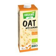 Sante Organic, napój owsiano-migdałowy, 1 l