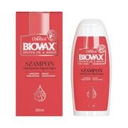 Biovax Opuntia Oil & Mango, szampon intensywnie regenerujący do włosów zniszczonych, 200 ml