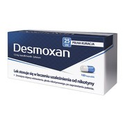 Desmoxan, 1,5 mg, kapsułki twarde, 100 szt.