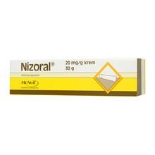 Nizoral, 20 mg/g, krem, 30 g