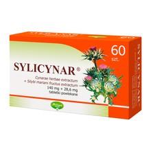 Sylicynar, tabletki powlekane, 60 szt.