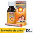 Nurofen dla dzieci Forte, 40 mg/ml, zawiesina doustna o smaku pomarańczowym, 100 ml