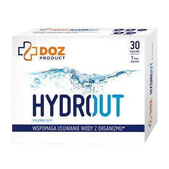DOZ PRODUCT Hydrout, kapsułki, 30 szt.