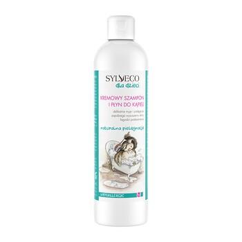 Sylveco dla dzieci, kremowy szampon i płyn do kąpieli, 300 ml