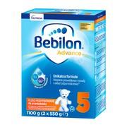 Bebilon 5 Pronutra-Advance, mleko modyfikowane w proszku, 1100 g