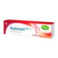 Rutoven, 2%, żel, 30 g