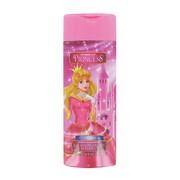 Princess, 2w1 żel pod prysznic i szampon, kopciuszek, 400 ml