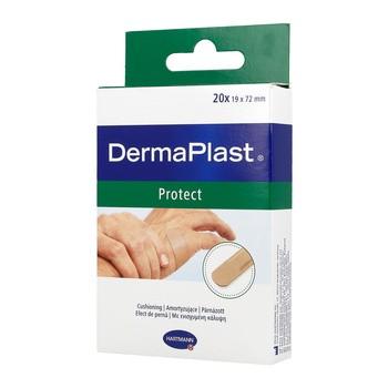 Dermaplast Protect, plastry, 19 x 72 mm, 20 szt.