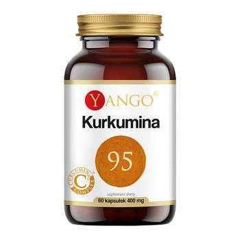 Kurkumina 95, kapsułki, 60 szt. (Yango)