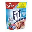 SANTE Płatki śniadaniowe fit, żurawina, borówka, goji, 225 g