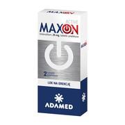 Maxon Active, 25 mg, tabletki powlekane, 2 szt.