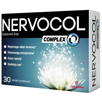 Nervocol Complex, tabletki, 30 szt.