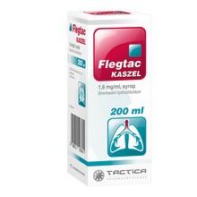 Flegtac Kaszel, 1,6 mg/ml, syrop, 200 ml