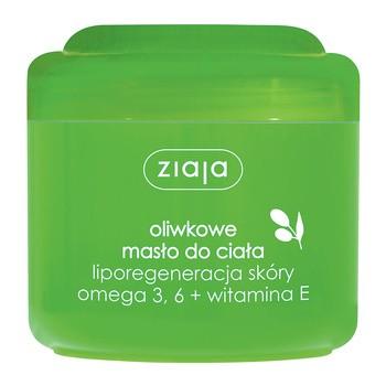 Ziaja, masło do ciała oliwkowe, 200 ml