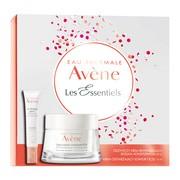 Zestaw Promocyjny Avene Eau Thermale, odżywczy krem rewitalizujący, bogata konsystencja, 50 ml + krem odświeżający kontur oczu, 15ml